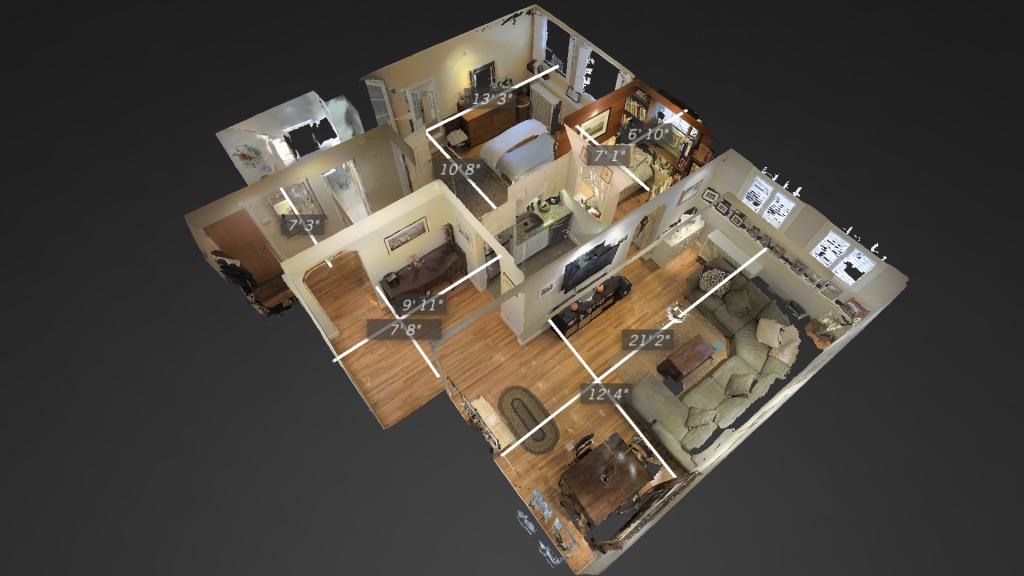 Floor Planner Matterport