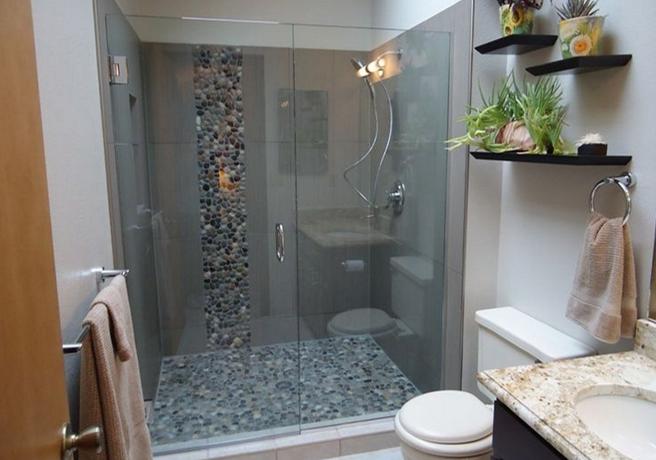 Bathroom enclosures