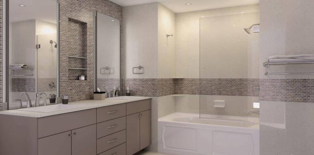 Neutral color Bathroom Concepts