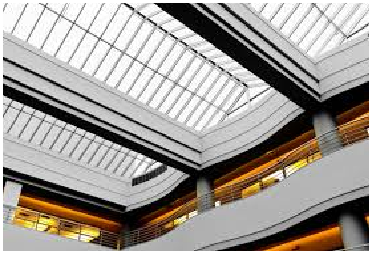Natural lighting and ventilation